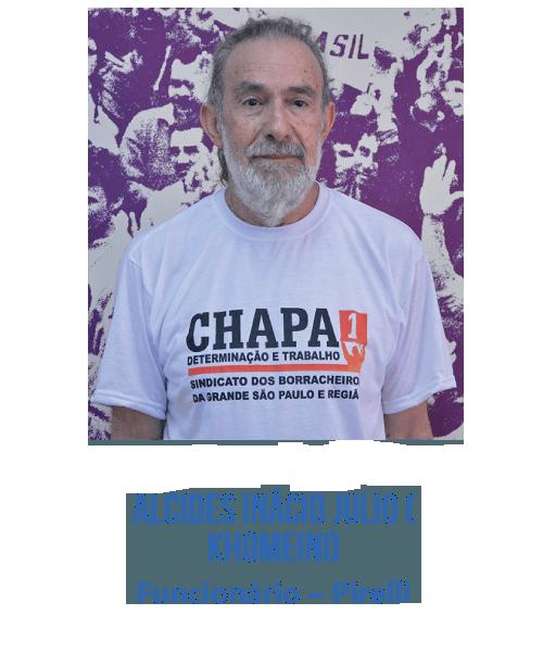 Alcides Inacio Julio