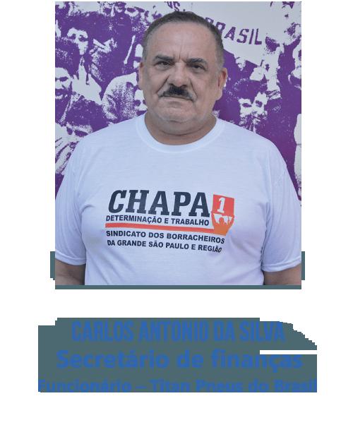 Carlos Antonio da Silva