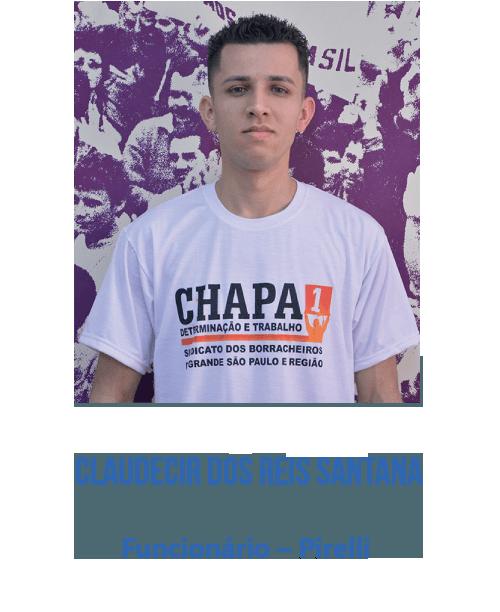 Claudecir dos Reis Santana