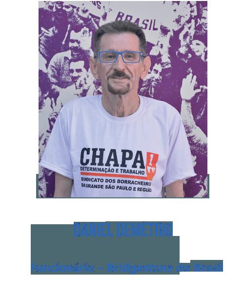 Daniel Demetrio