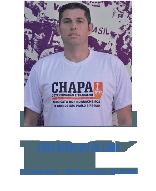 Joao Geraldo de Lima