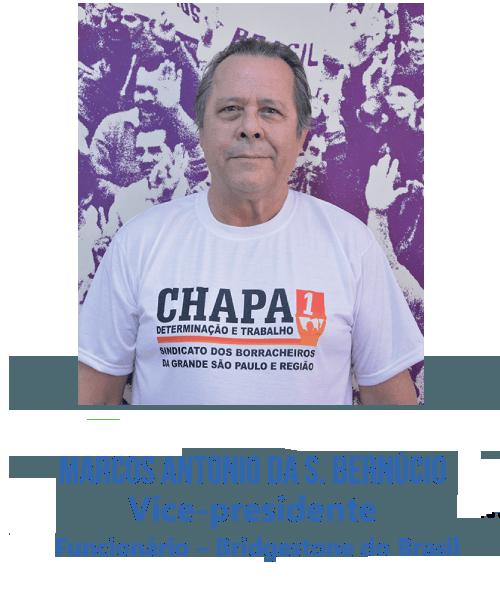 Marcos Antonio Bernucio
