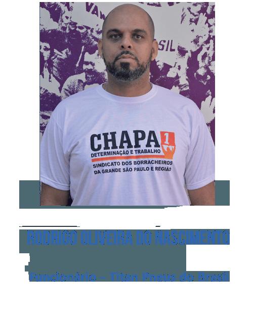 Rodrigo Oliveira do Nascimento