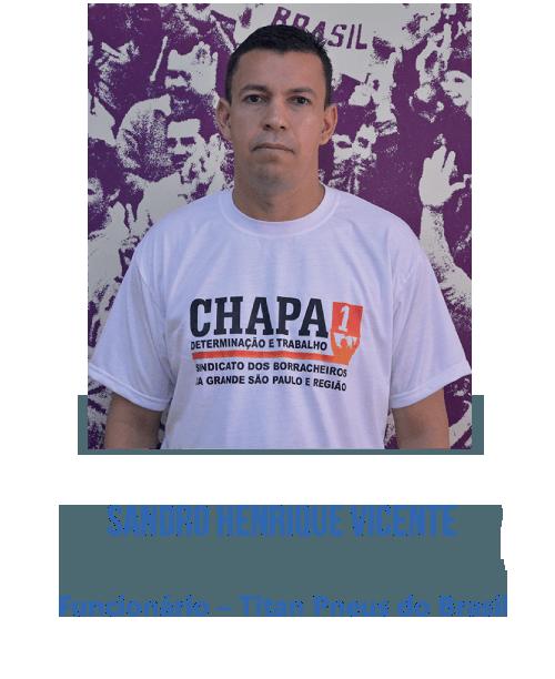 Sandro Henrique Vicente