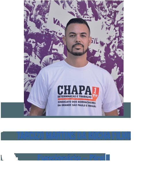 Tarcizo Martins da Rocha Filho